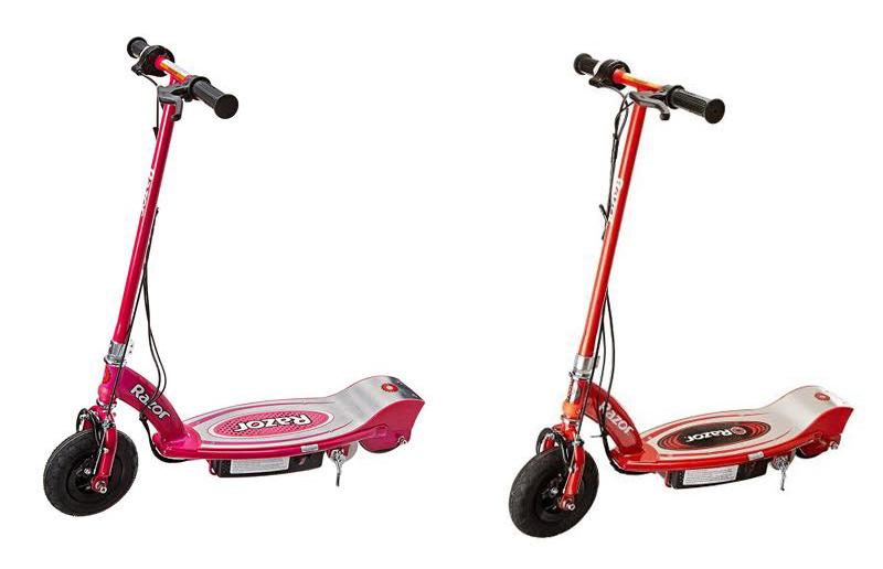 Razor Electric Scooter >> Razor E100 Vs E175 Boardvs