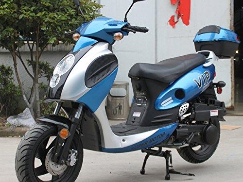 150cc Moped