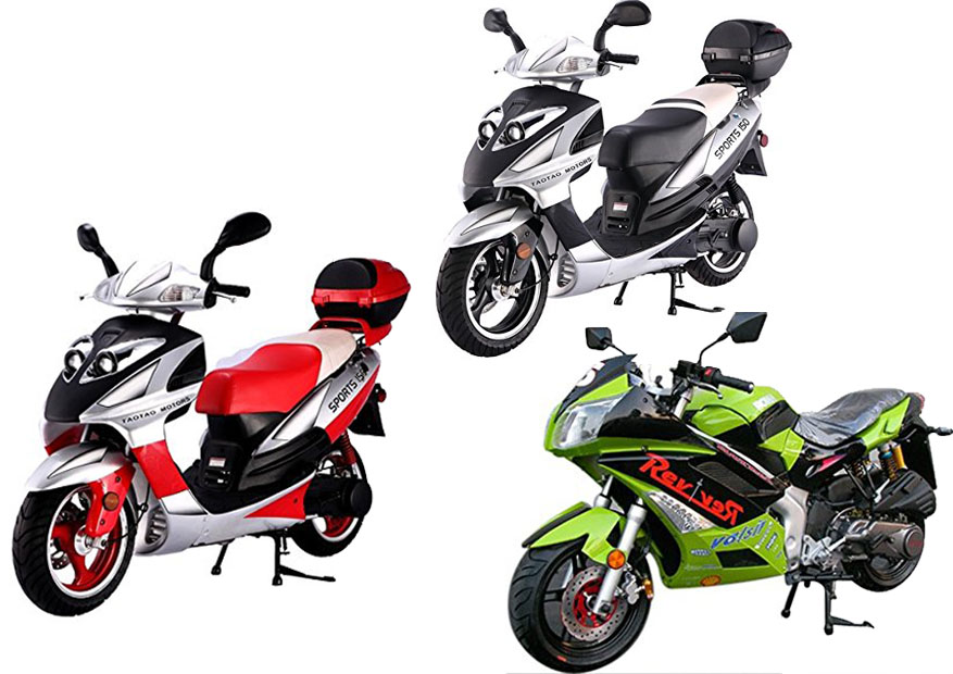 Top 10 Best 150cc Scooter 2018 | Boardvs